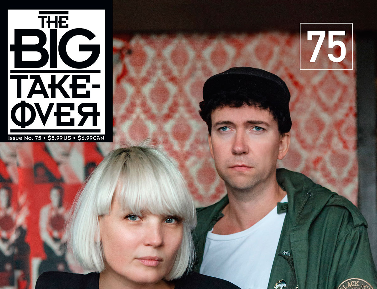 Big Takeover Issue 75